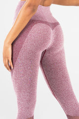 Ryderwear - Seamless Tights (Bordeaux)