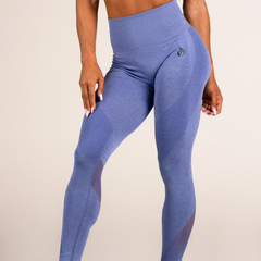 Ryderwear - Seamless+ Leggings (Blå)