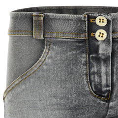 WR.UP® 7/8 Regular Emily Denim Grå (J45Y)