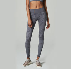 Varley - Quincy Snake Leggings (Grå)
