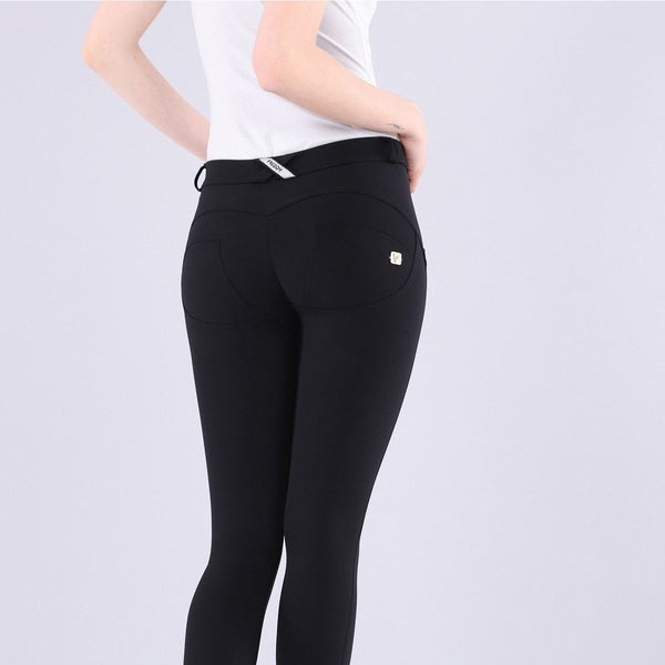 WR.UP® 7/8 Regular Waist Emana Sort (N)