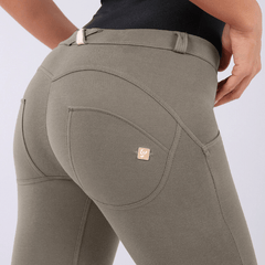 WR.UP® Regular Waist Armygrøn (V74)