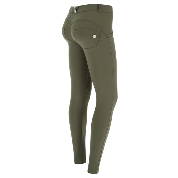 WR.UP® Regular Waist Emana Army Grøn (V21)