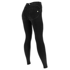 WR.UP® Curvy Denim Sort (J7N)