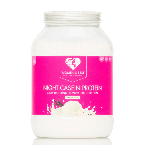Women's Best - Night Casein Protein (Vanilje)