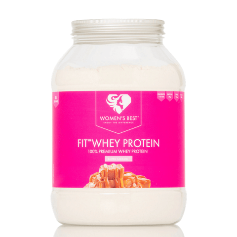 Women's Best - Fit Whey Protein (Salted Caramel)