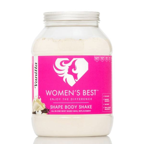 Women's Best - Shape Body Shake (Vanilje)