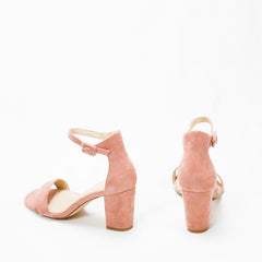 Blackncy Jana Pumps Blush