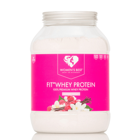 Women's Best - Fit Whey Protein (Hindbær/Vanilje)