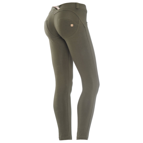 WR.UP® 7/8 Low Waist Armygrøn (V74)