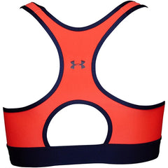 Under Armour - Heatgear Armour Mid Sportsbh (Orange)