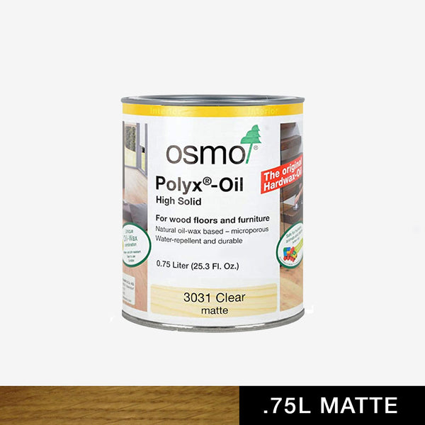 Osmo 3031 Polyx-Oil Clear Matte Finish