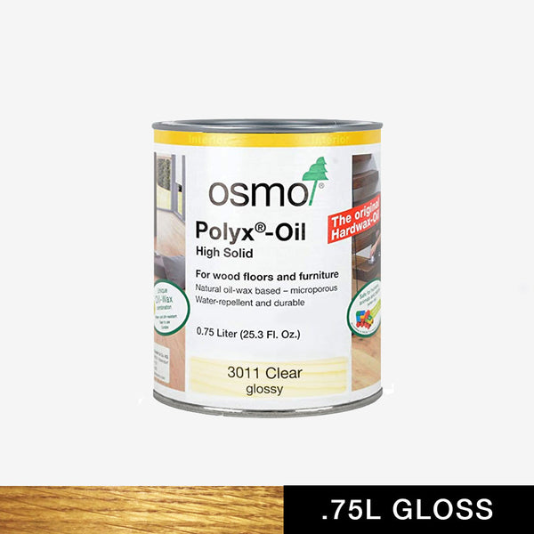 Osmo 3011 Polyx-Oil Clear Gloss Finish