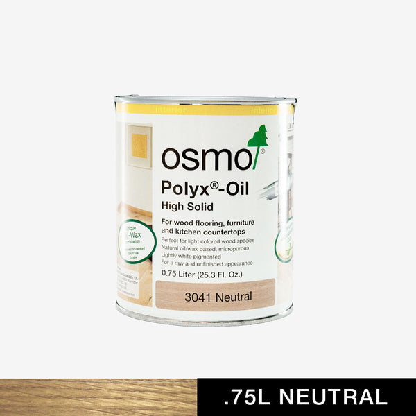 Osmo 3041 Polyx-Oil Neutral Finish