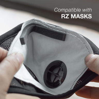 RZ Mask - F1 Standard Active Carbon Filter 3pk
