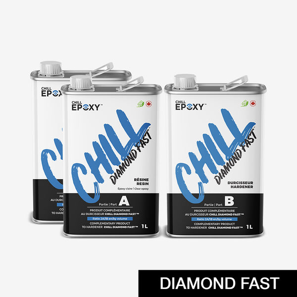 Chill Diamond Fast Epoxy Kit