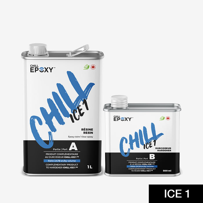 Chill Ice 1 Epoxy Kit