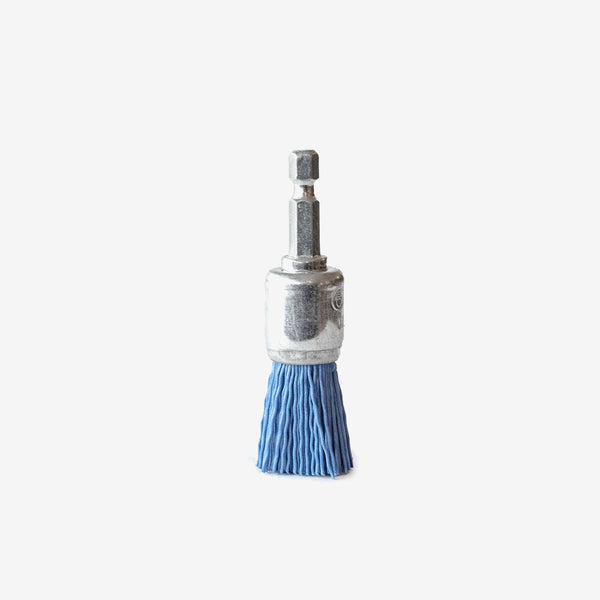 "3/4"" Nyalox End Brush For Drill"