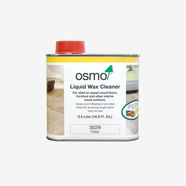 Osmo 3029 Liquid Wax Cleaner