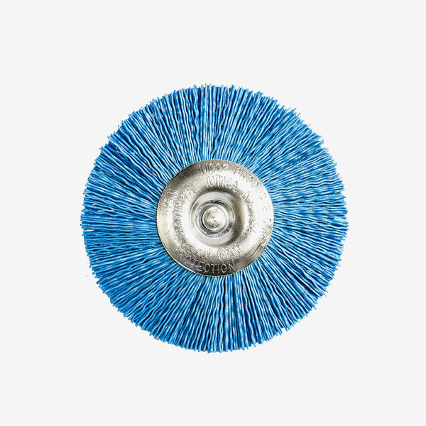 "4"" Nyalox Wheel Brush For Drill"