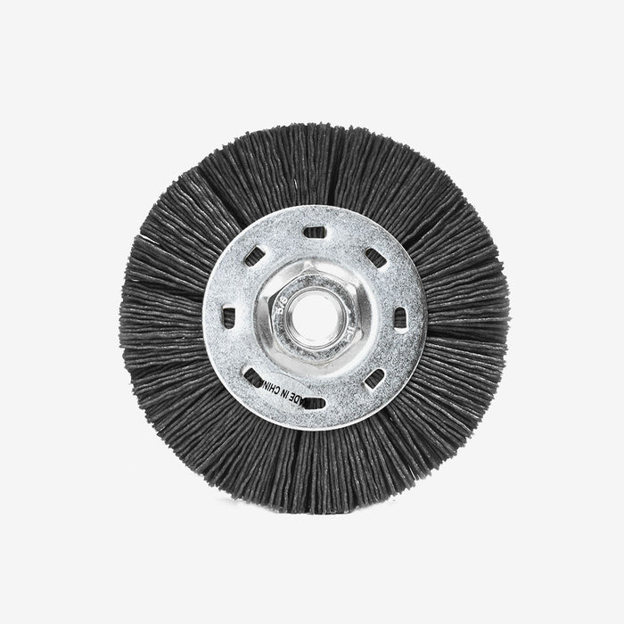"4.5"" Nyalox Wheel Brush For Angle Grinder"