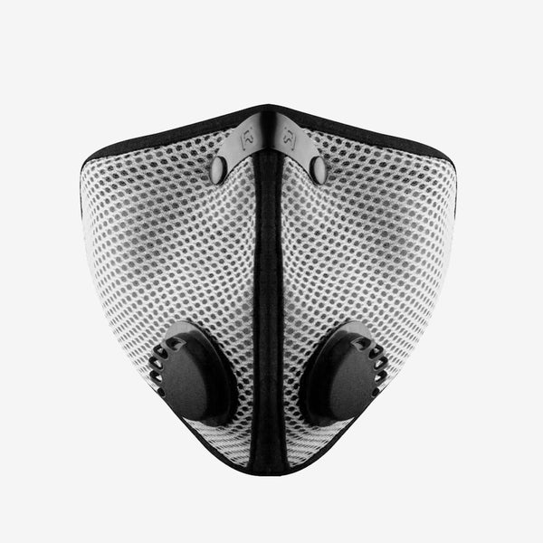 M2 Mesh Reusable Dust/Pollution RZ Mask - Titanium Gray