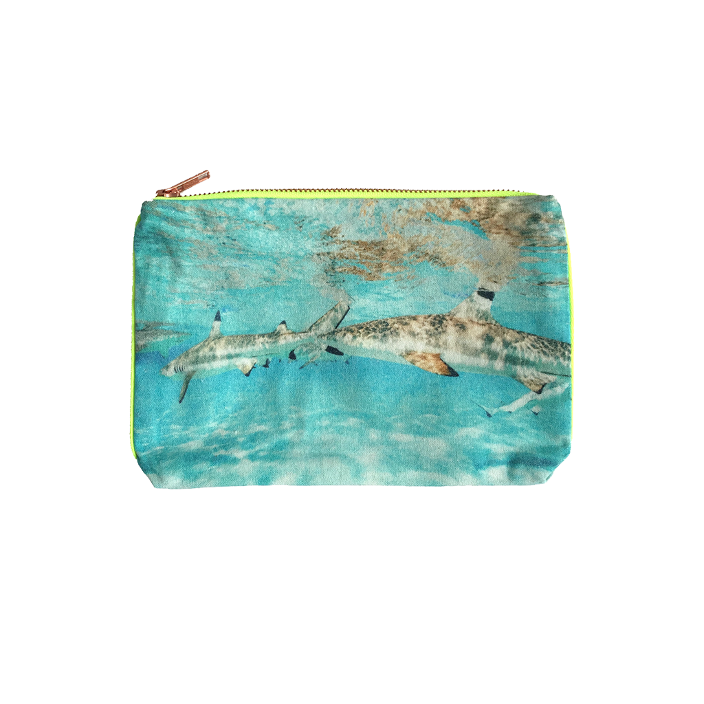 Lagoon Life Baby Pouch