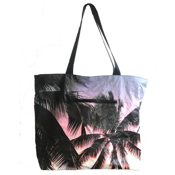 Makaha Wet-Dry Zipper Tote