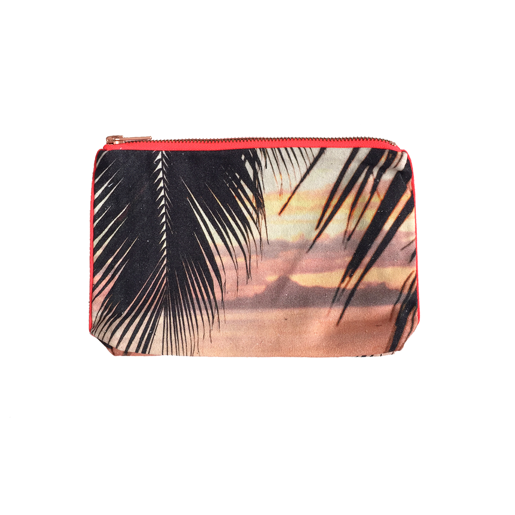 Moorea Sunset Baby Pouch
