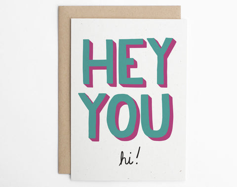 Hey You (HI!)
