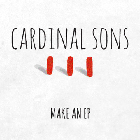 Cardinal Sons Make an EP (CD)
