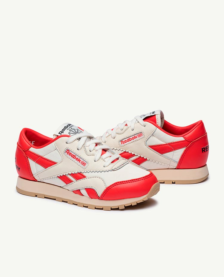 The Animals Observatory x Reebok Classic Nylon Junior - Red