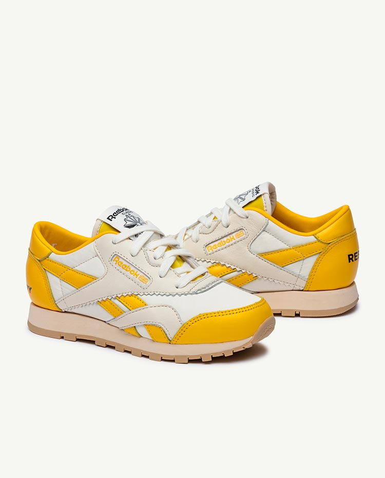 The Animals Observatory x Reebok Classic Nylon Junior - Yellow