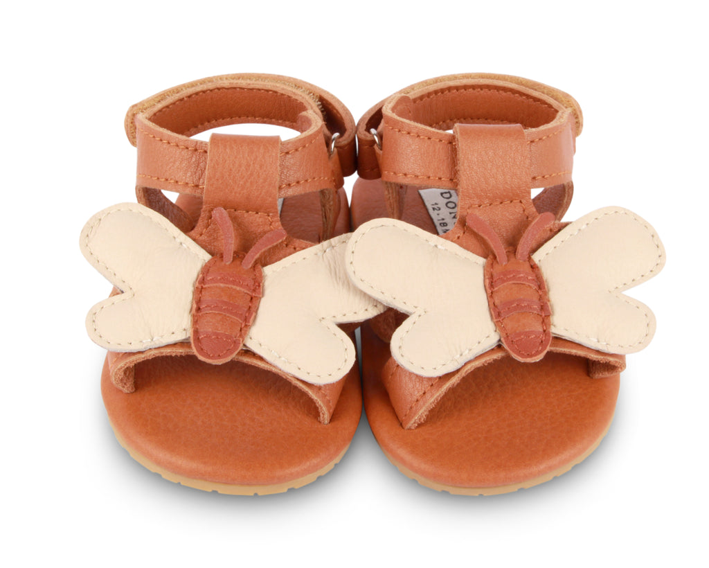 Donsje Tuti Sky Honey Bee - Camel Classic Leather