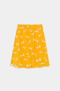 Bobo Choses All Over Bow Wrap Midi Skirt