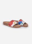 Bobo Choses Lanscape Sandals - Turtledove