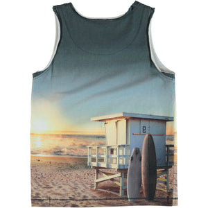 Molo Ronoy Tank - On the Beach