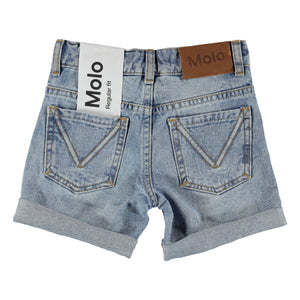 Molo Avian Shorts - Stone Blue