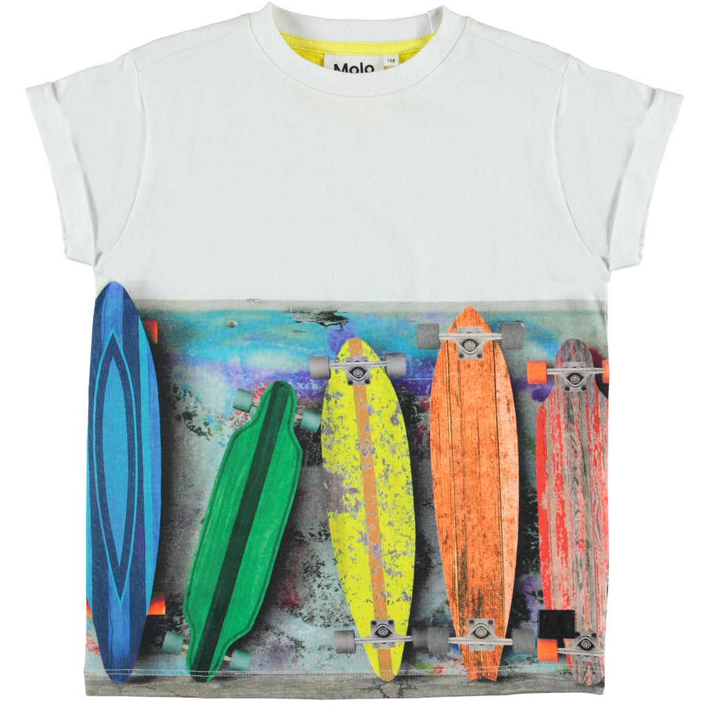 Molo Rainbow Boards T-shirt