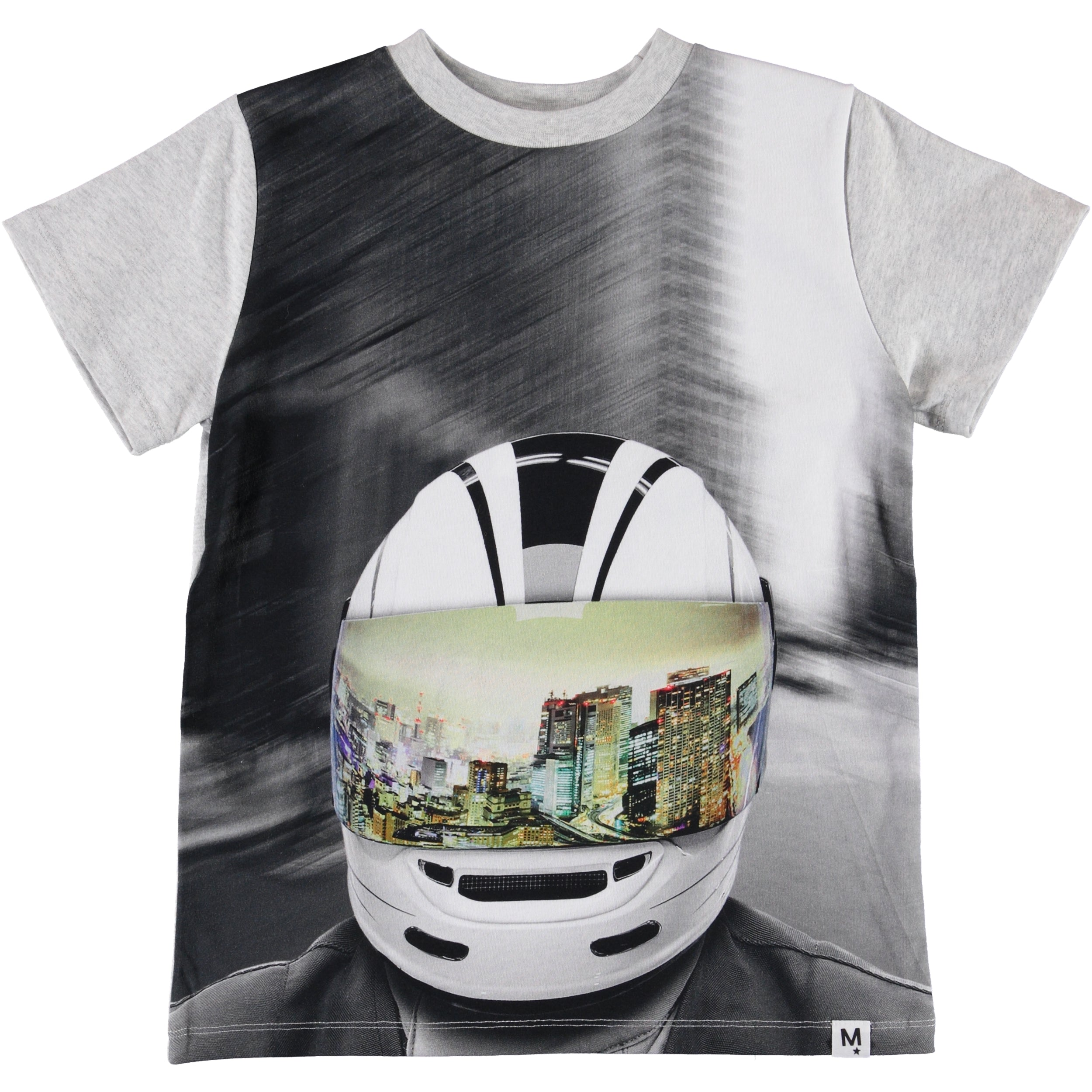 Molo Road T-shirt - MC Helmet