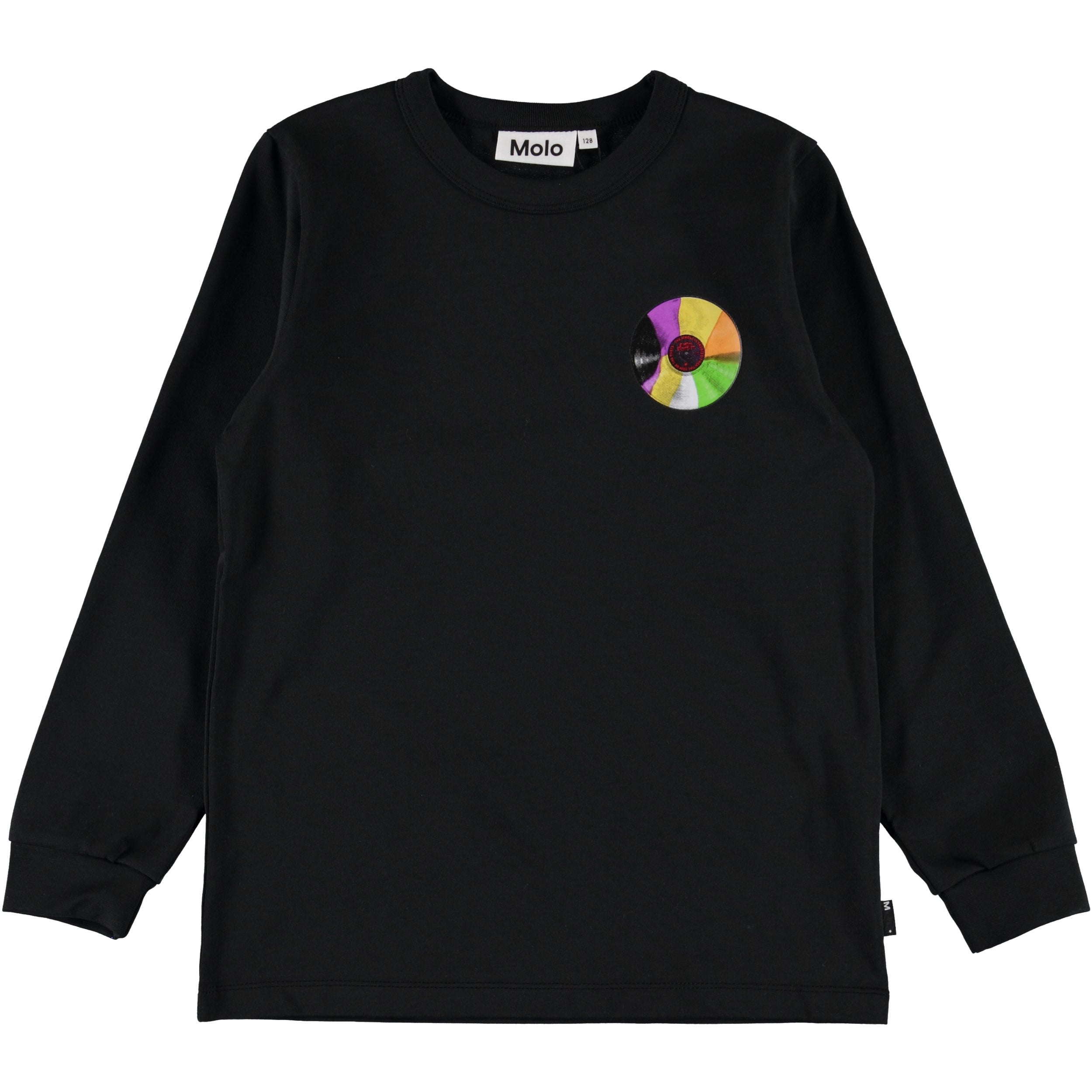 Molo Rez Long Sleeved Tee - Mini Record