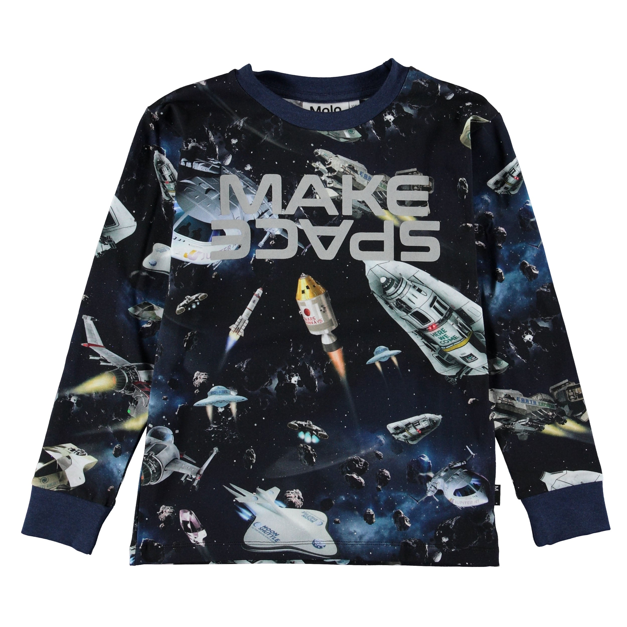 Molo Rai Space Traffic Tee
