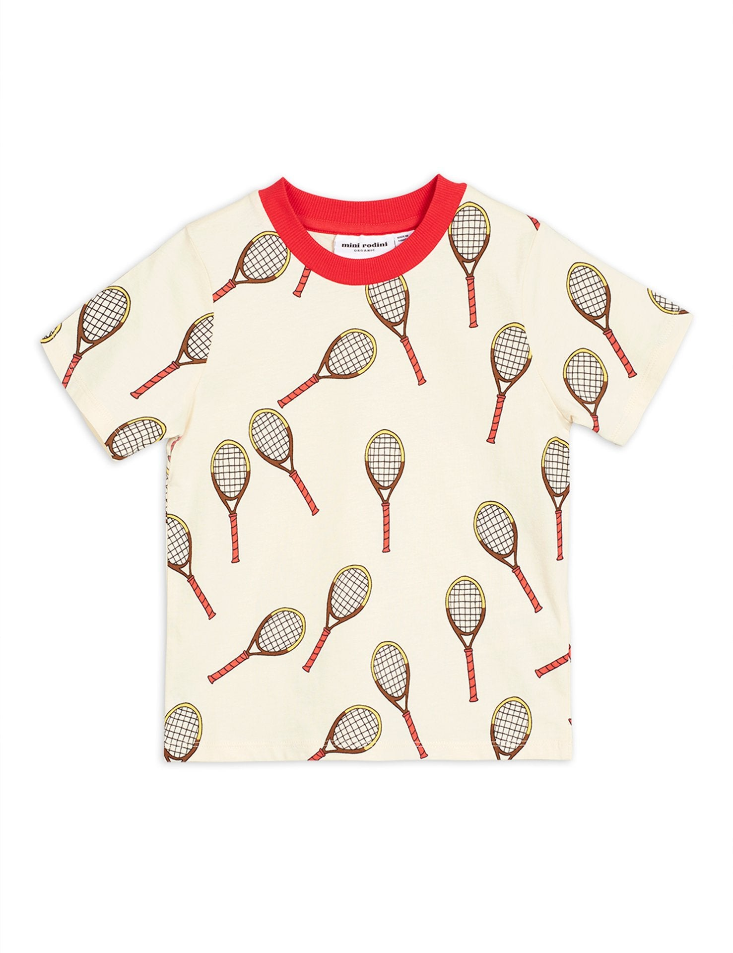 Mini Rodini Tennis Short Sleeve Tee