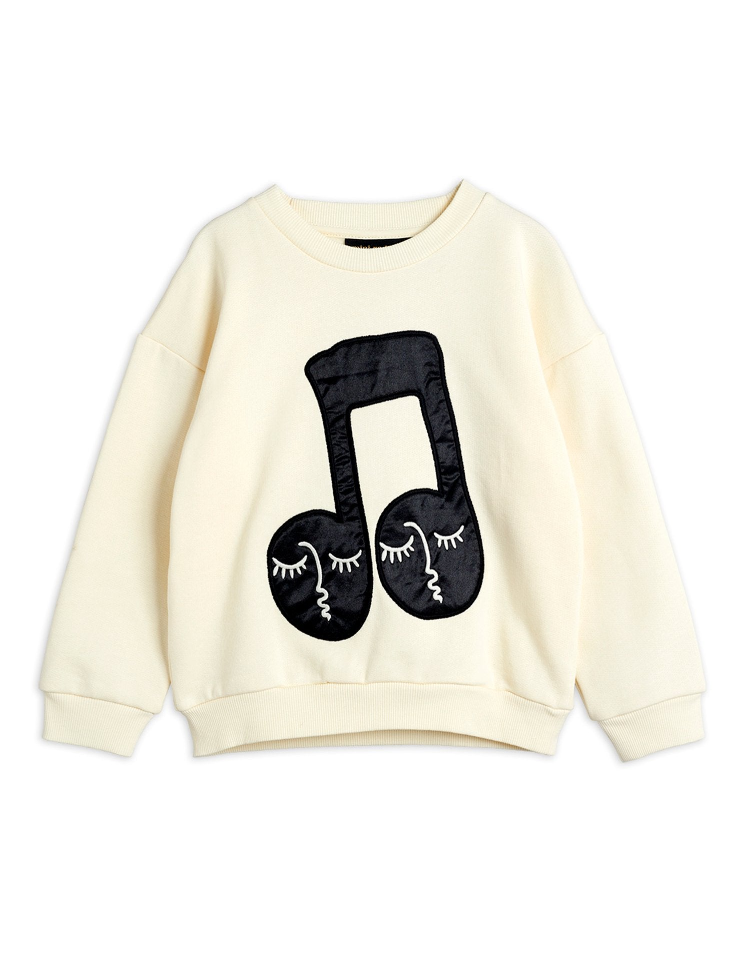 Mini Rodini Note Patch Sweatshirt