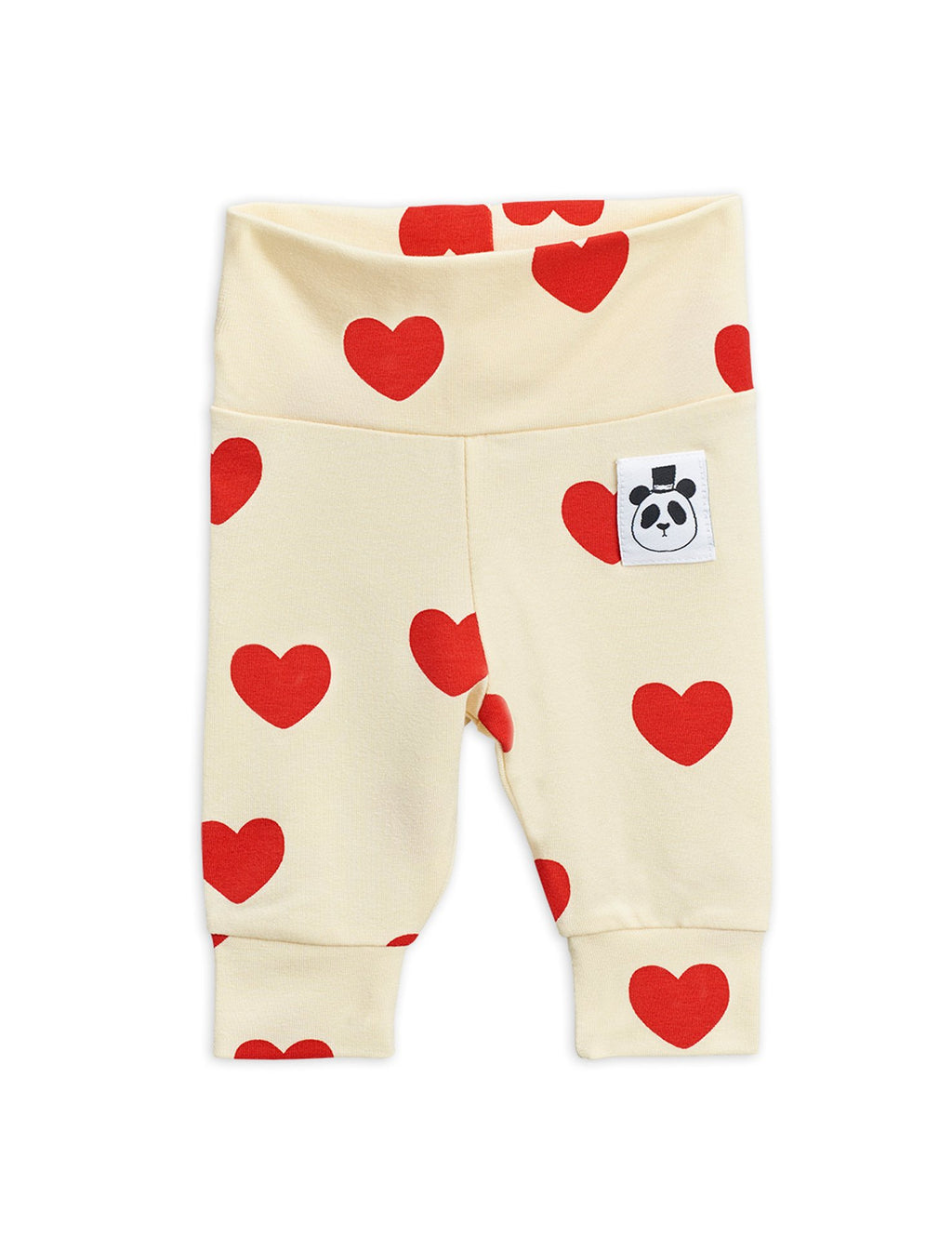 Mini Rodini Hearts Baby Legging