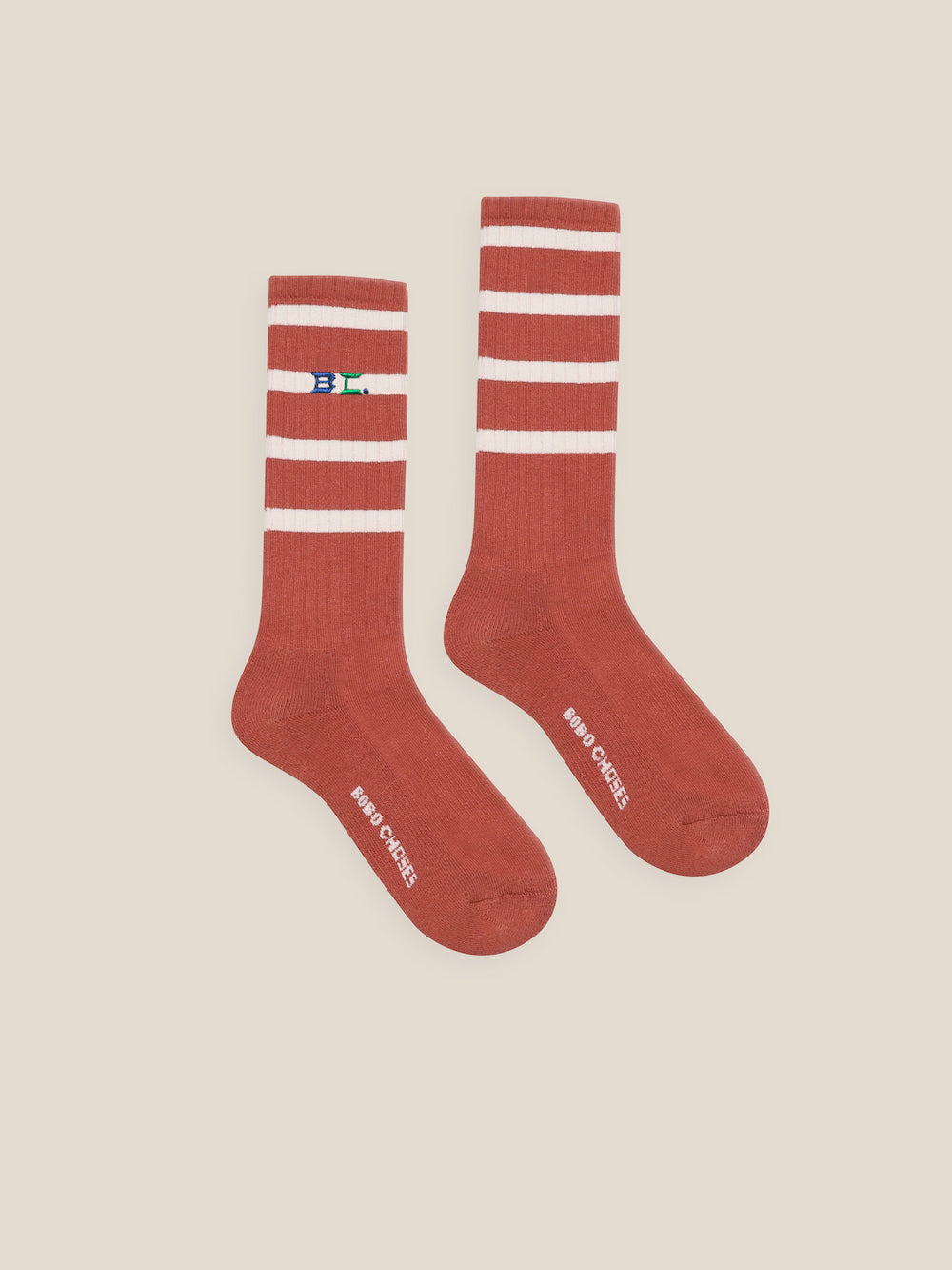 Bobo Choses Striped Long Socks