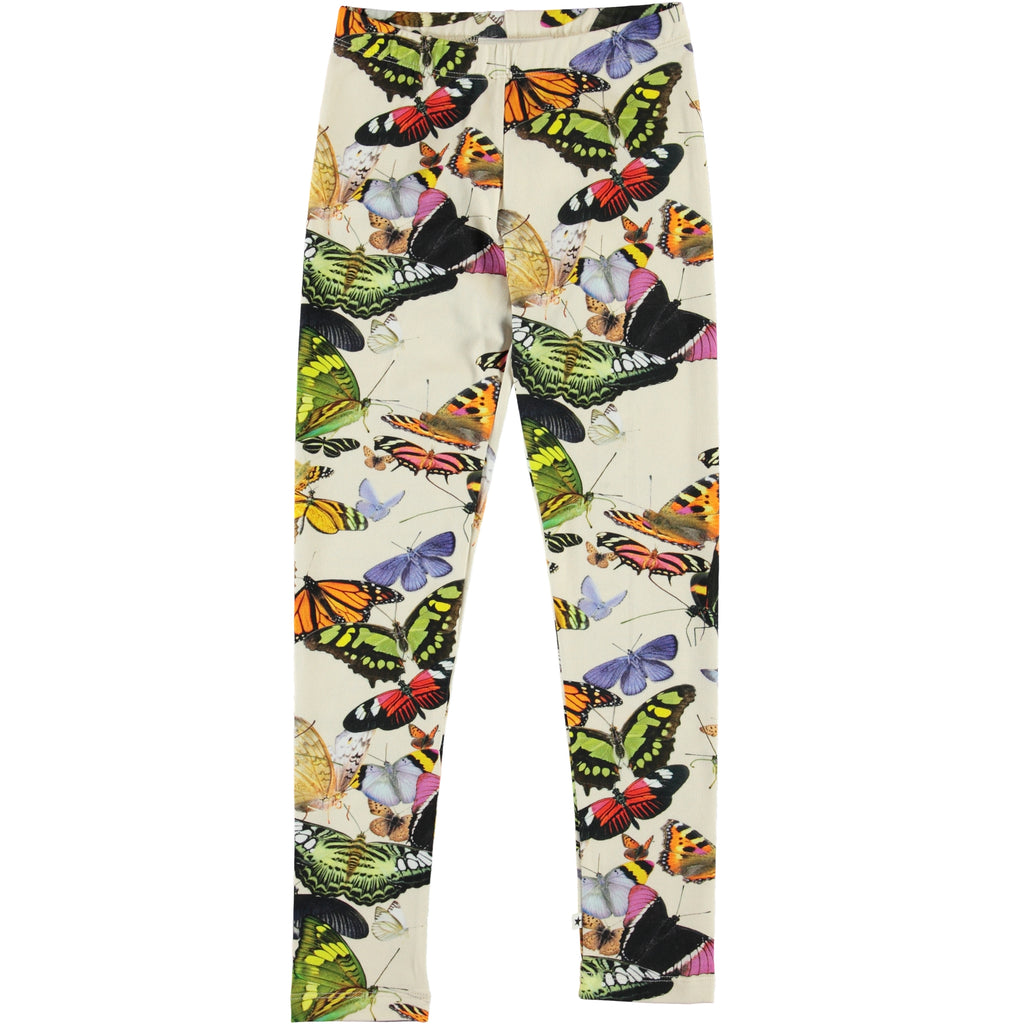 Molo Niki Leggings - Papillon
