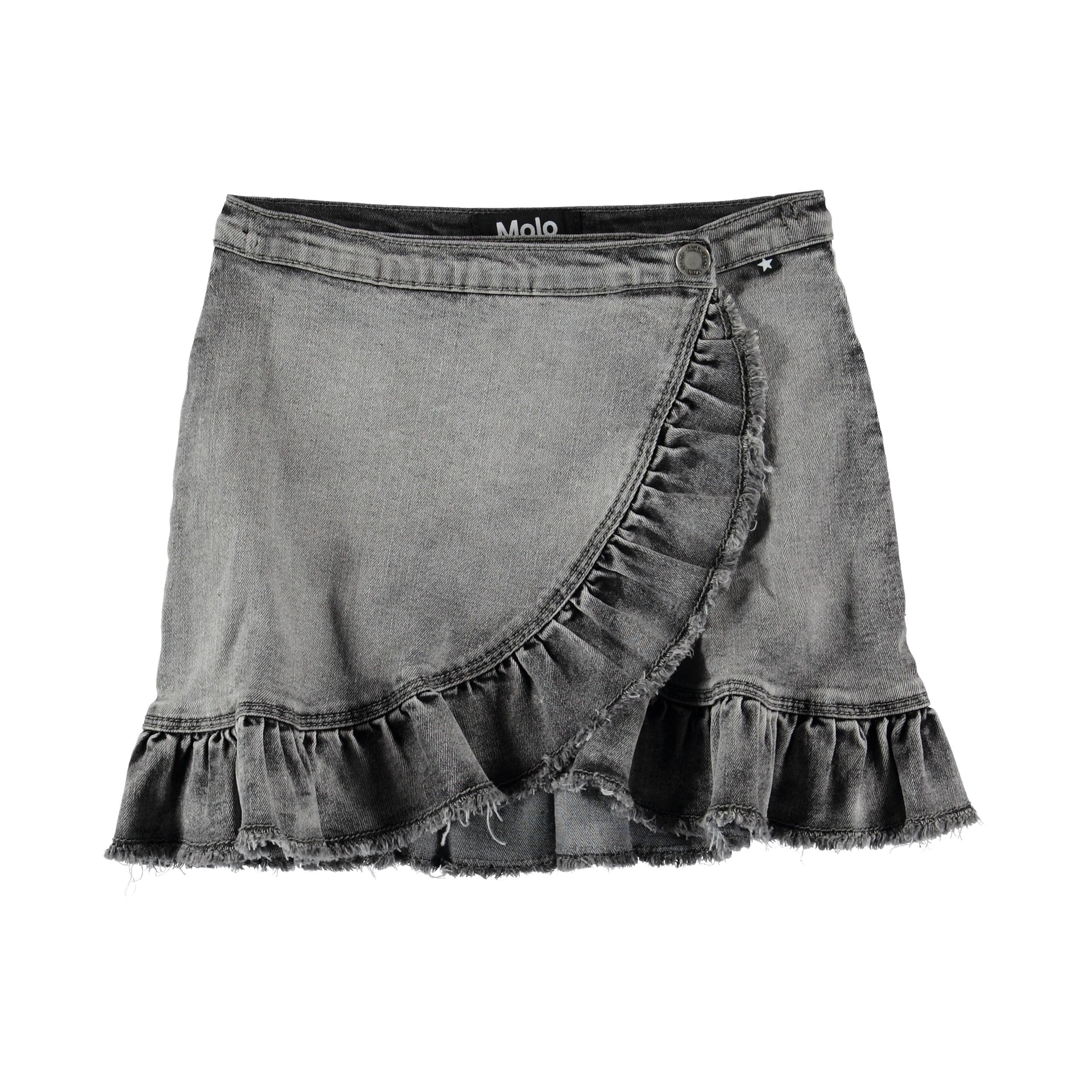 Molo Brigitt Skirt - Washed Gray
