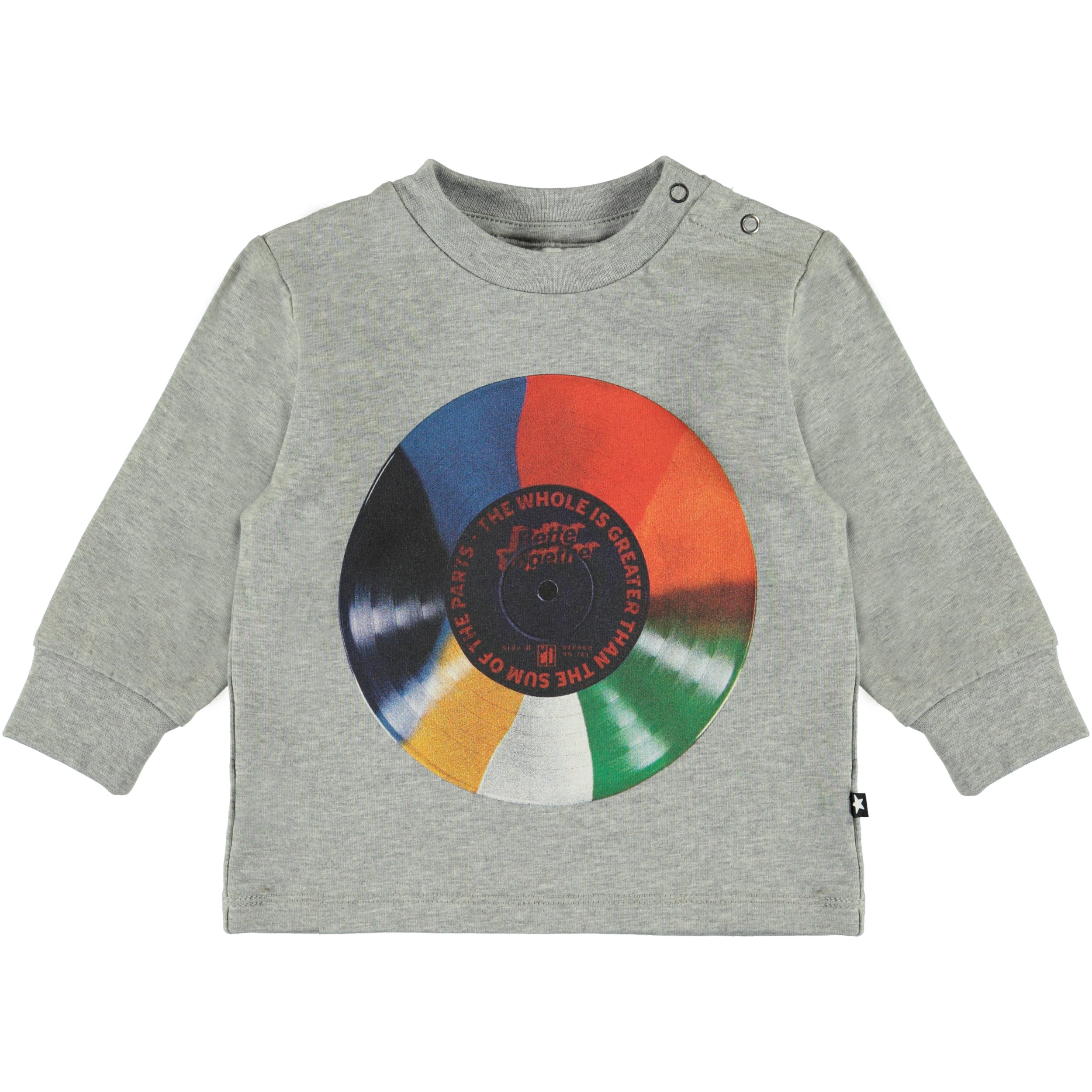 Molo Eloy Colored Record Baby Tee