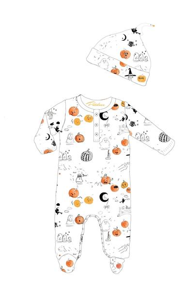 Petidoux Baby Set - 5 Little Pumpkins